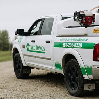 Yard Dawgs - lawn fertilization calgary