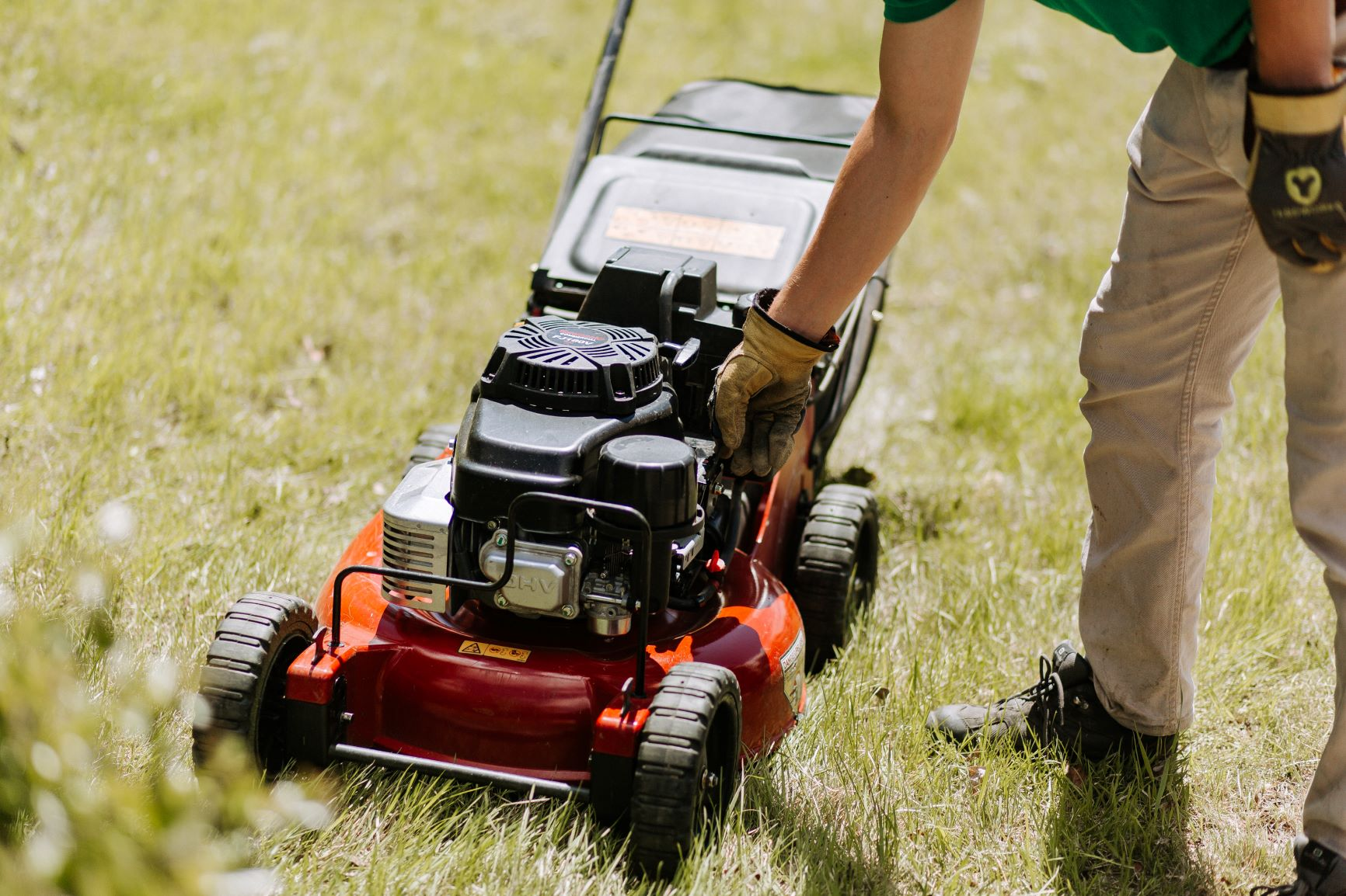 Blog: The One Costly Mistake You're Likely To Do When Storing Your Lawn Mower Over Winter