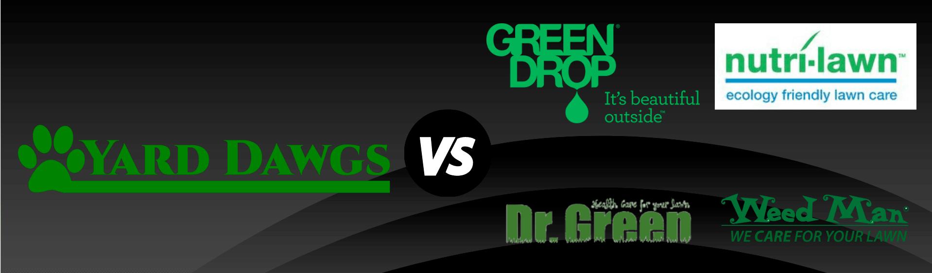 Blog: Yard Dawgs Lawn Care vs. The Competitors [An Unbias Comparison]